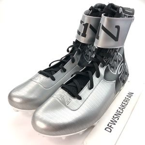 Under Armour Men's 16 Football cleats New
